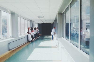 doctors, hospital, people
