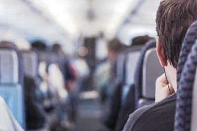 passenger, airplane passenger, train