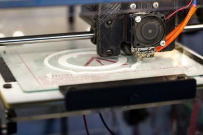 printer, 3d, print
